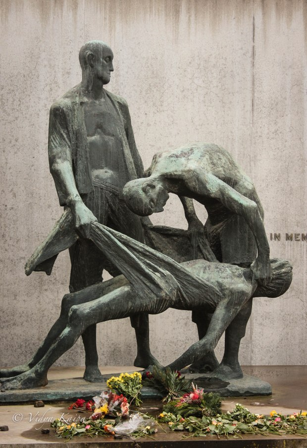 """Sachsenhausen, Germany - """"In Memory of Concentration Camp Sachsenhausen"""""""