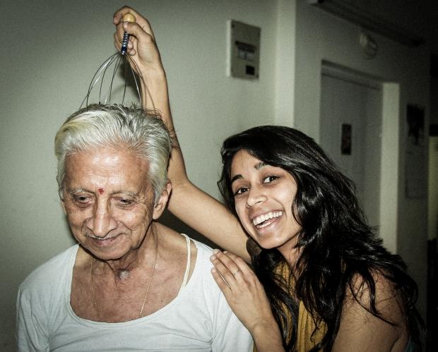 Bangalore - Grandfatherly Love